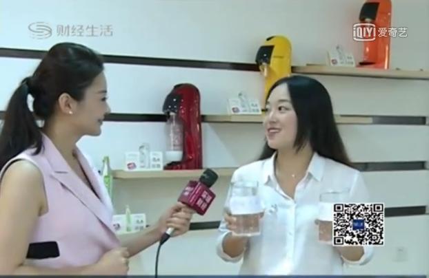 深圳电视台探访:这些年被误会的碳酸水(气泡水)
